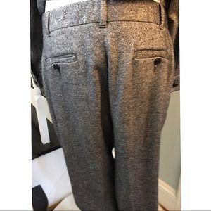 Pants - Tweed Trouser Pants Black Blazer Sold Seperate